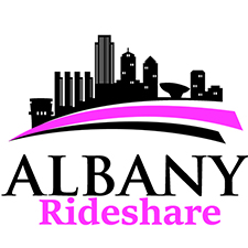 Albany Ride Share Logo